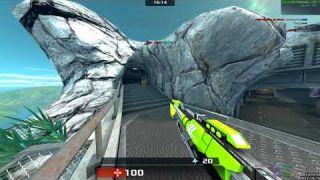 Xonotic Instagib Duel Cup: [WW] Dr. Equivalent (POV) vs Beylet - Warfare