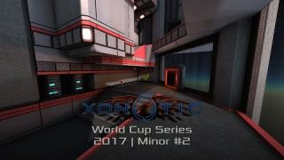 Xonotic World Cup Series 2017 Minor #2