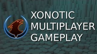 Xonotic Multiplayer Gameplay (LP)