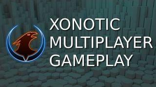 Xonotic Multiplayer Gameplay (LP)